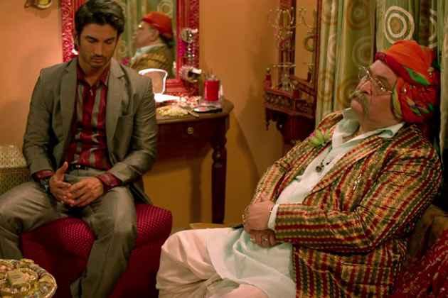 Shuddh Desi Romance Sushant Singh Rishi Kapoor Stills
