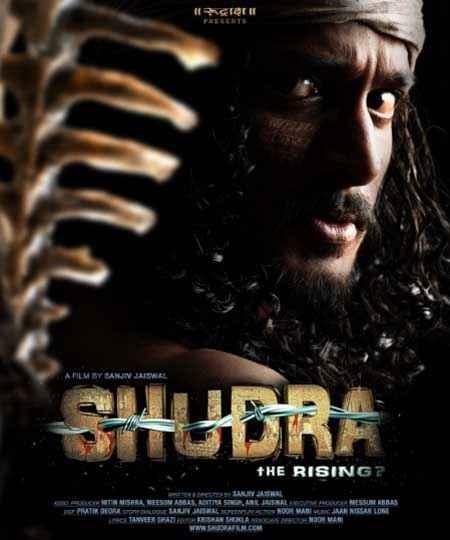 Shudra The Rising Wallpaper Poster