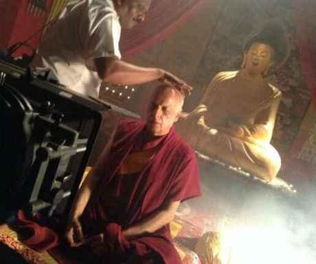 Siddhartha Mahesh Bhatt as Buddhist Monk Stills