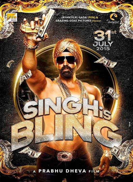 Singh Is Bling Movie