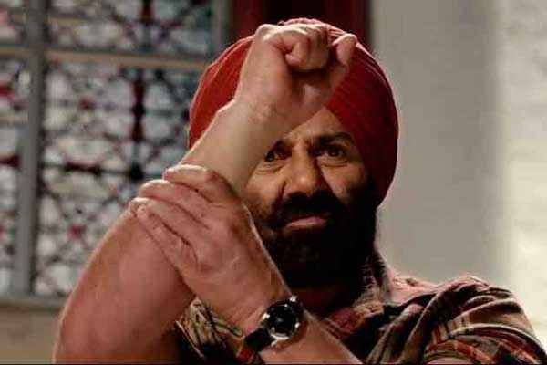 Singh Saab The Great Sunny Deol as Angry Men Stills