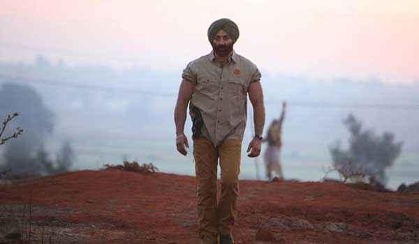 Singh Saab The Great Sunny Deol Panjabi Look Stills