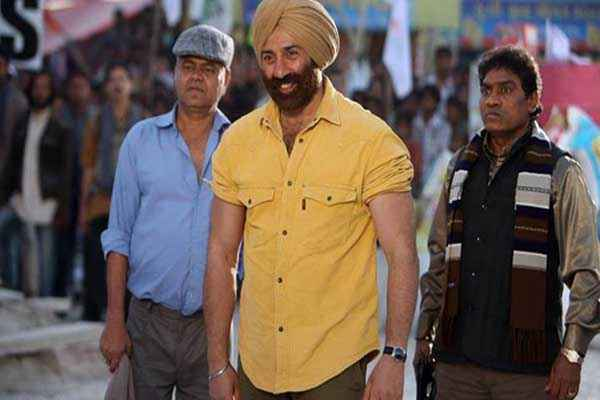 Singh Saab The Great Sunny Deol Johnny Lever Stills