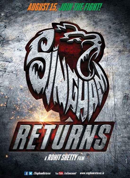Singham Returns Image Poster