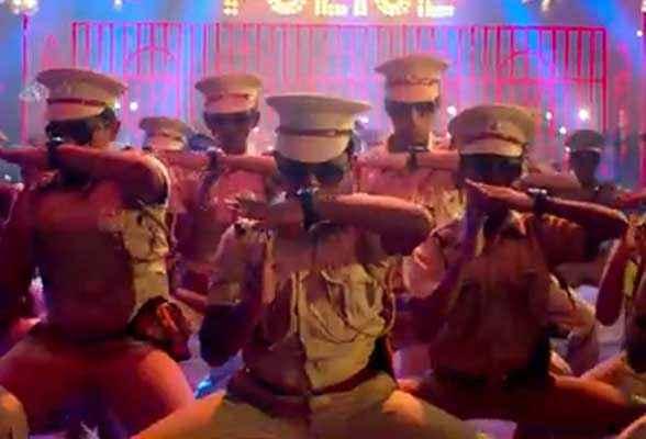 Singham Returns Aata Majhi Satakli Polic Stills
