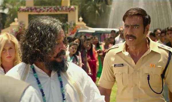 Singham Returns Ajay Devgn Amole Gupte Stills