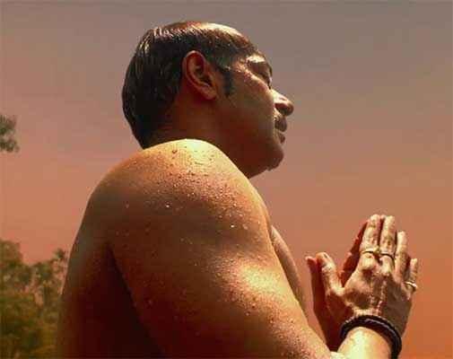 Singham Returns Ajay Devgn Body Stills