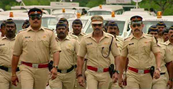 Singham Returns Ajay Devgn Dayanand Shetty Vineet Sharma Stills