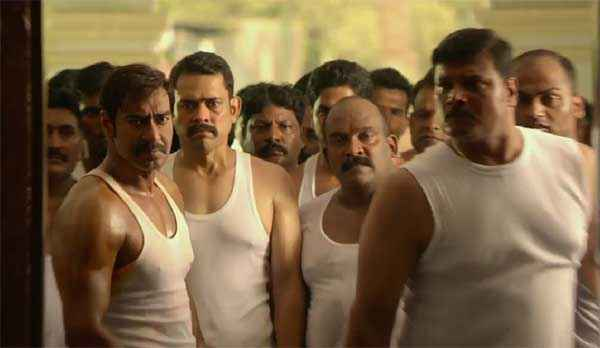 Singham Returns Ajay Devgn Dayanand Shetty Stills