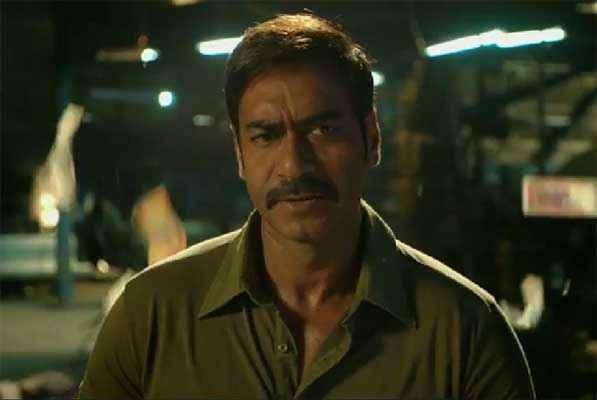 Singham Returns Ajay Devgn Image Stills