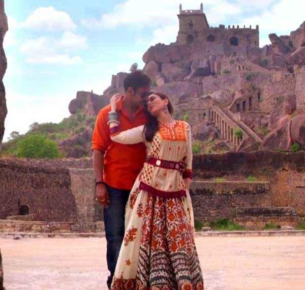 Singham Returns Ajay Devgn Kareena Kapoor Kuch Toh Hua Hai Stills