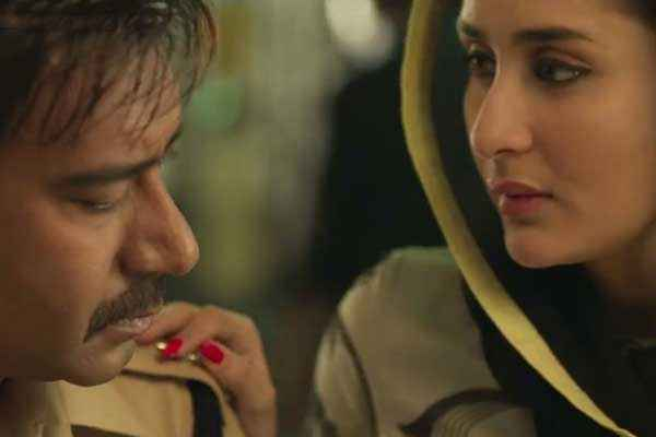 Singham Returns Ajay Devgn Kareena Kapoor Pics Stills