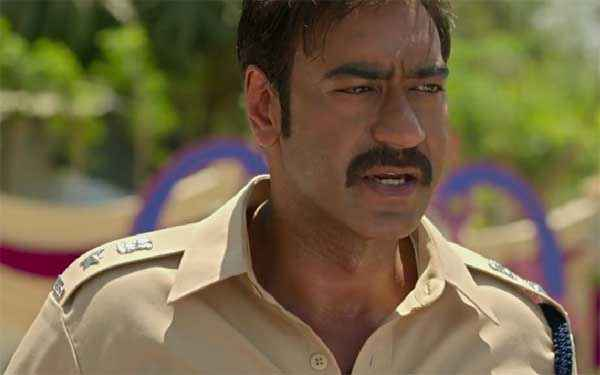 Singham Returns Ajay Devgn Pics Stills