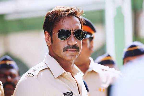 Singham Returns Ajay Devgn With Goggle Pics Stills