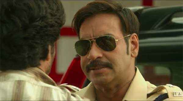 Singham Returns Ajay Devgn With Goggle Stills
