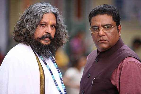 Singham Returns Amole Gupte Stills