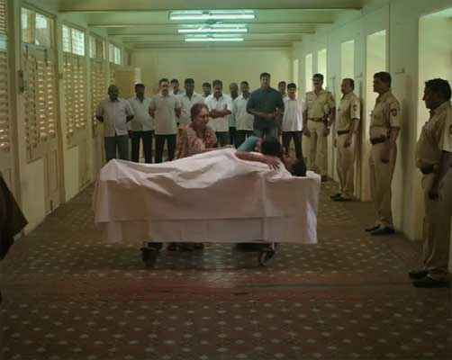 Singham Returns Hospital Scene Stills