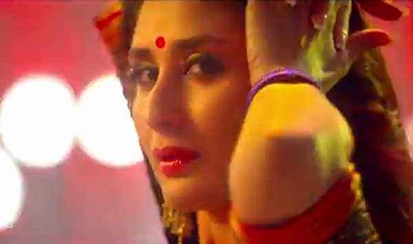 Singham Returns Kareena Kapoor Aata Majhi Satakli Stills