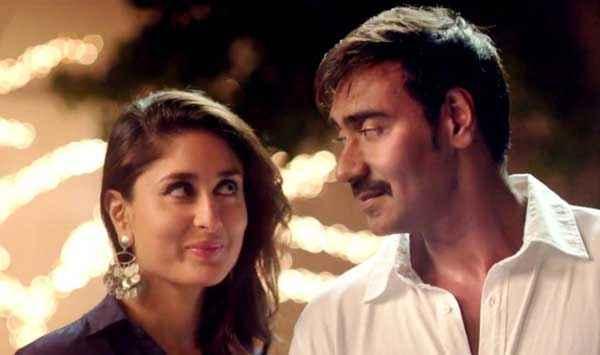 Singham Returns Kareena Kapoor Ajay Devgn Eyes Stills