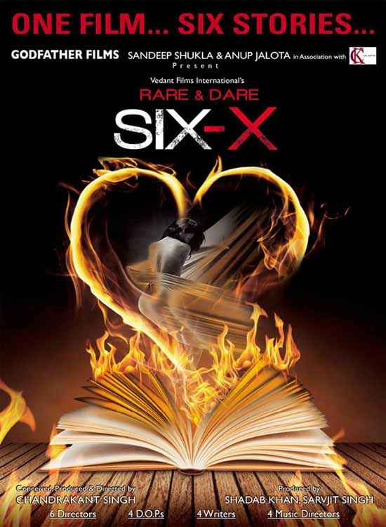 Six X  Poster