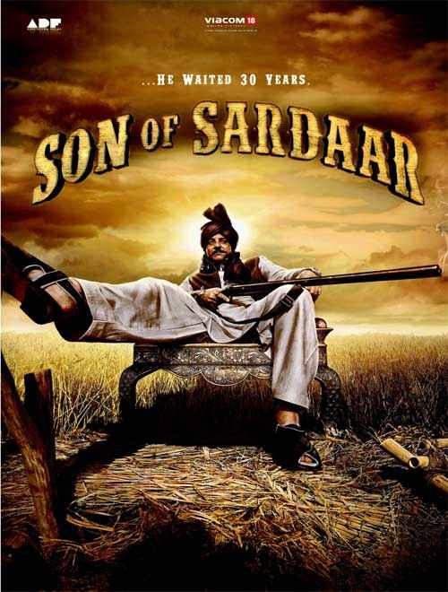 Son Of Sardar Photos Poster