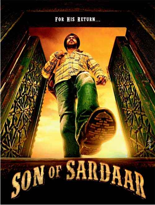 Son Of Sardar Poster