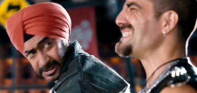 Son Of Sardar Ajay Devgan Action Scene Stills