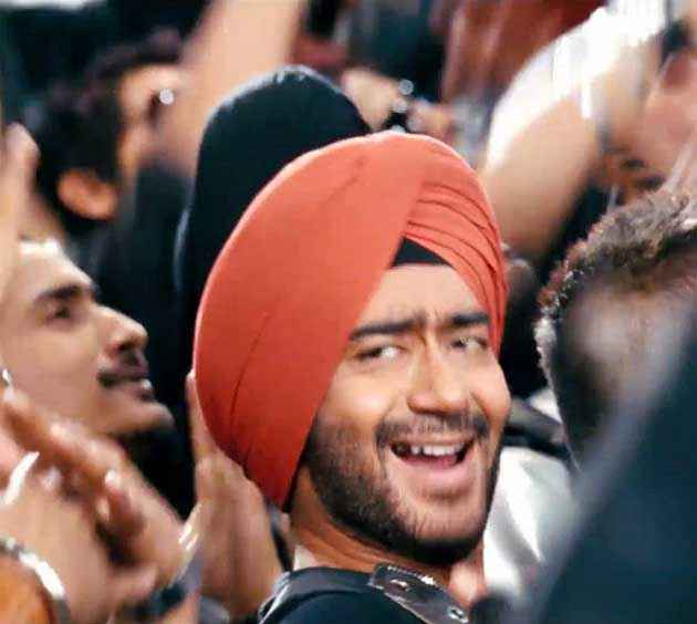 Son Of Sardar Ajay Devgan Photo Stills
