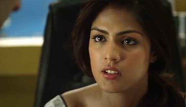 Sonali Cable Rhea Chakraborty Eyes Stills