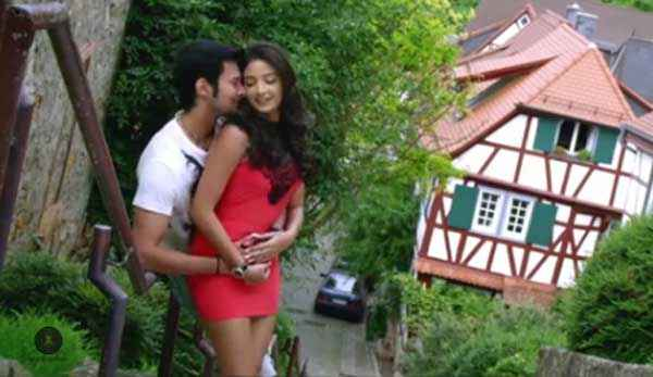 Spark Rajneesh Duggal Flirting Subhashree Ganguly Stills