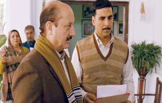 Special Chabbis Akshay Kumar Anupam Kher Stills
