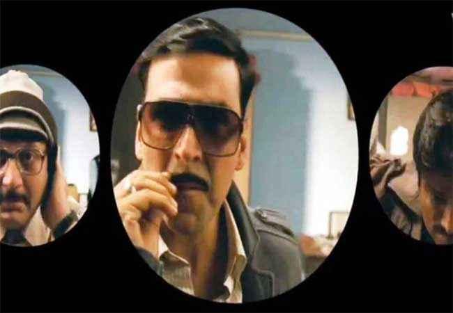 Special Chabbis Akshay Kumar in Black Goggles Stills