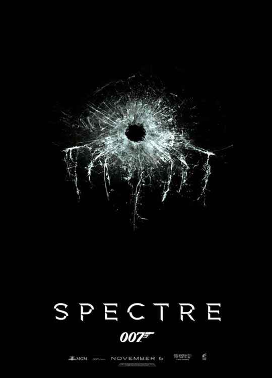 Spectre Image Poster