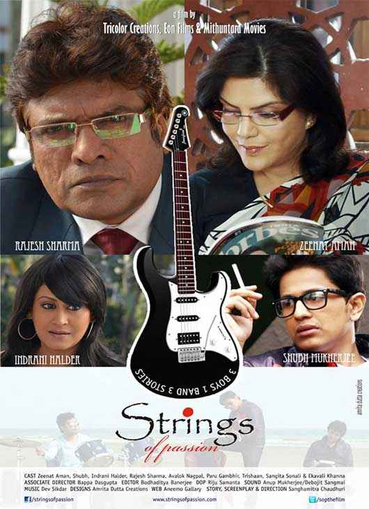 Strings Of Passion Poster