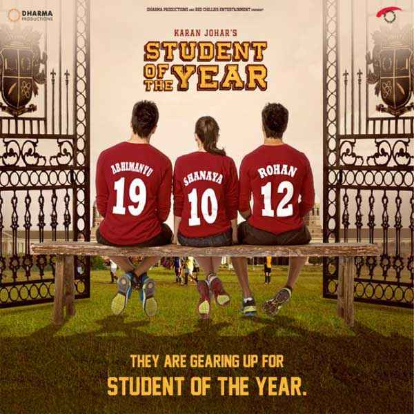 Student of the Year Wallpapers Poster