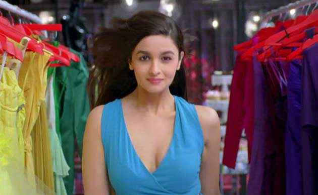 Student of the Year Alia Bhatt Hot Pics Stills