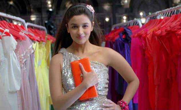 Student of the Year Alia Bhatt Photos Hot Stills