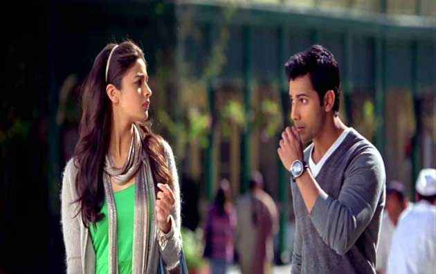 Student of the Year Ishq Wala Love Song Scene Stills