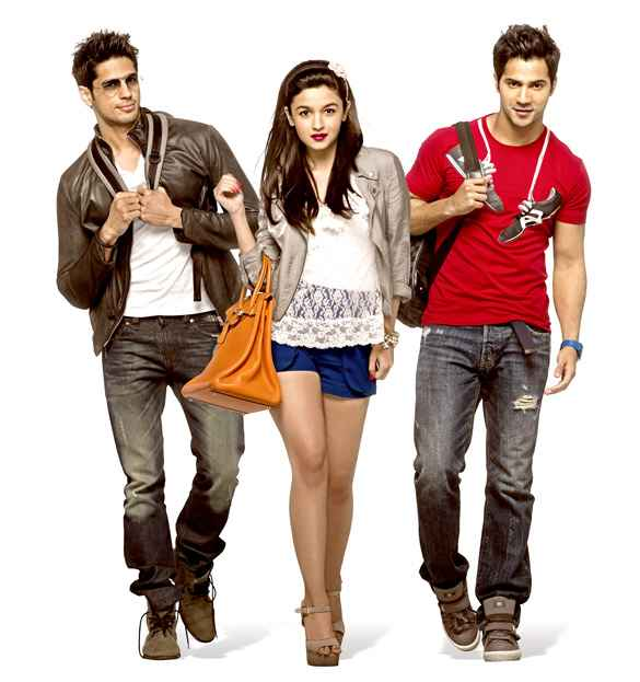 Student of the Year Siddharth Malhotra Alia Bhatt Varun Dhawan Stills