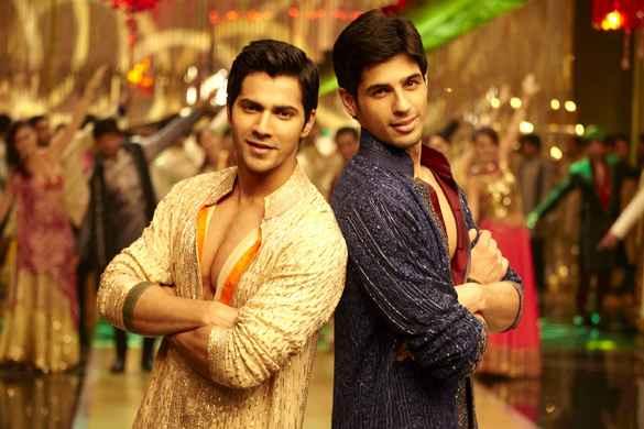 Student of the Year Siddharth Malhotra And Varun Dhawan Stills