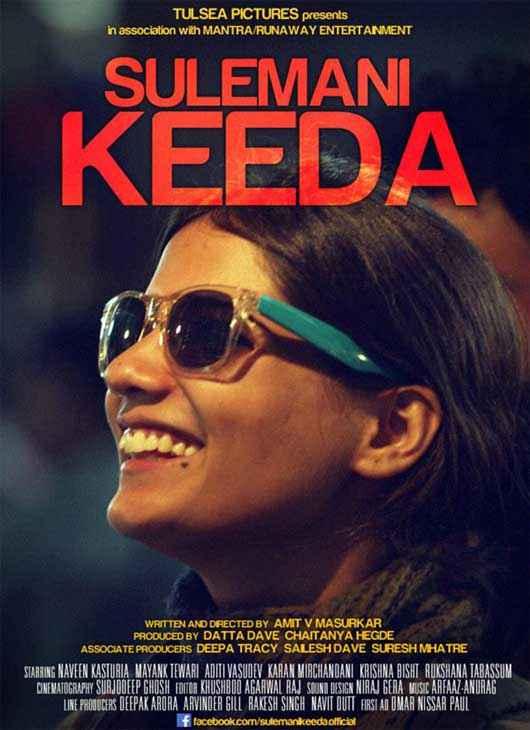 Sulemani Keeda Poster