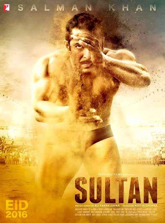 Sultan Salman Khan Poster