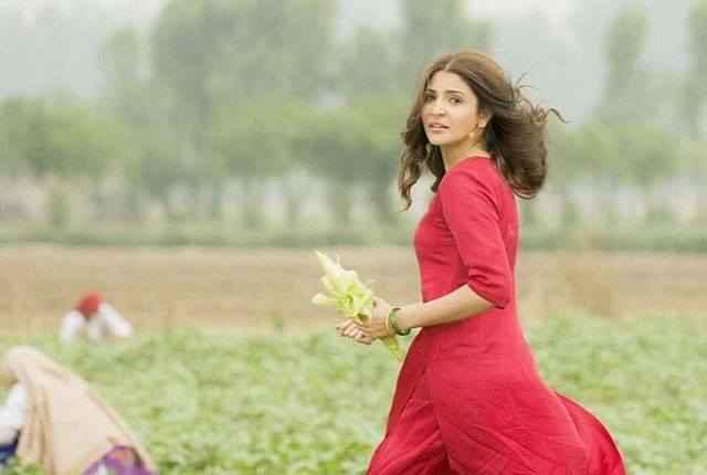 Sultan Anushka Sharma In Red Dress Stills