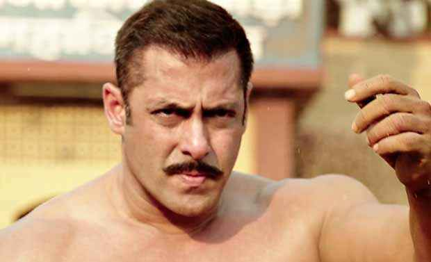 Sultan Salman Khan Action Stills