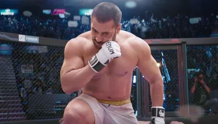Sultan Salman Khan as Boxer Stills