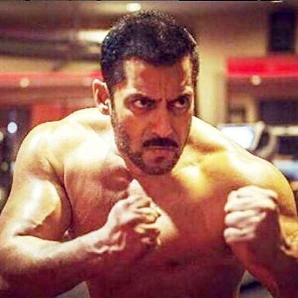 Sultan Salman Khan Body Stills