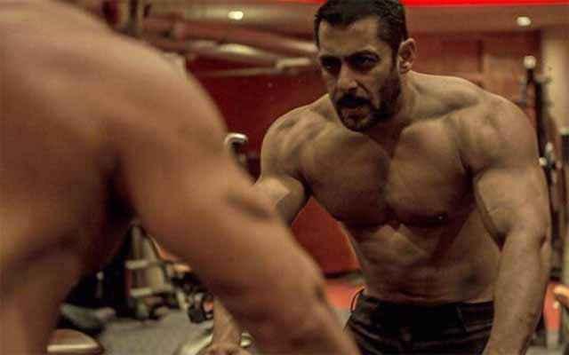 Sultan Salman Khan Super Body Stills