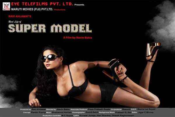 Super Model Wallpaper Poster