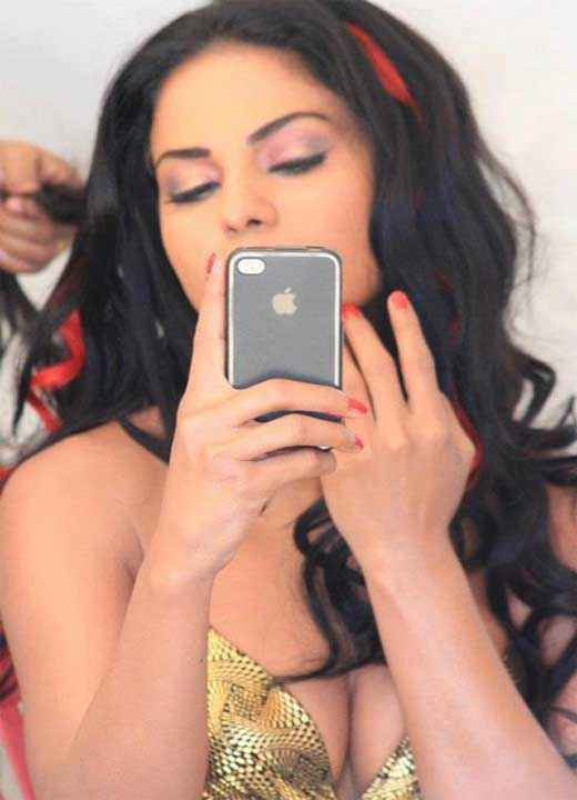 Super Model Veena Malik Stills