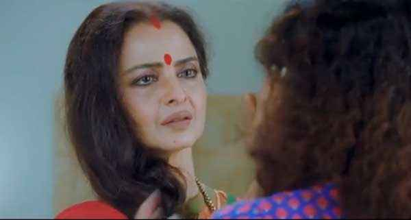 Super Nani Rekha Sad Pics Stills
